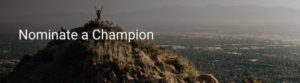 UNEP Champions Of The Earth: Nominations for 2020 opened