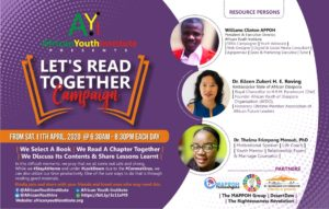 #LRTC-CHAPTER ONE: The Man Who Desired Gold | AFRICAN YOUTH INSTITUTE